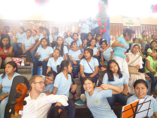 Fiesta de Hogares 08/2015