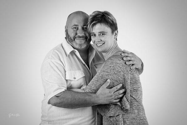 Guillaume Rous Photographie - Portrait duo - Couple d'amoureux