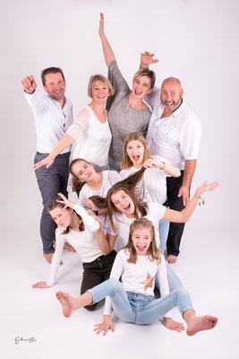 Guillaume Rous Photographie - Portrait famille - Folie