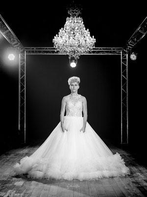 Guillaume Rous Photographie - Portrait - Robe de mariage
