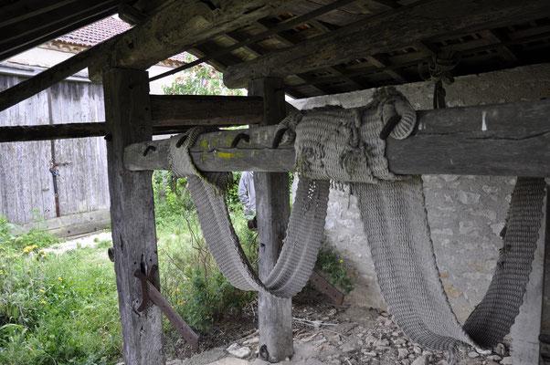 Cahors  - Les Junies : Travail N° 37- Long : 1°23'22.5'' E- Latit :44°26'29.9'' N