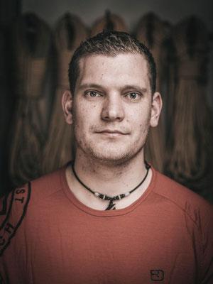 Peter Rohrer - Bergretter, Hundeführer in Ausbildung