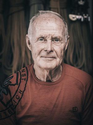 Gerhard Rupar - Bergrettungsarzt, Hundeführer