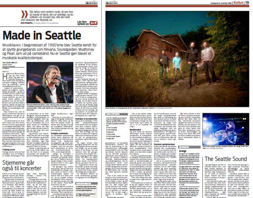 Grunge may be dead, but in recent years Seattle has revived itself as one of the most important music cities in the US.