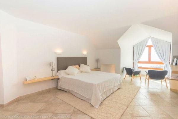 El Higueron Benalmadena Andalusien Schlafzimmer