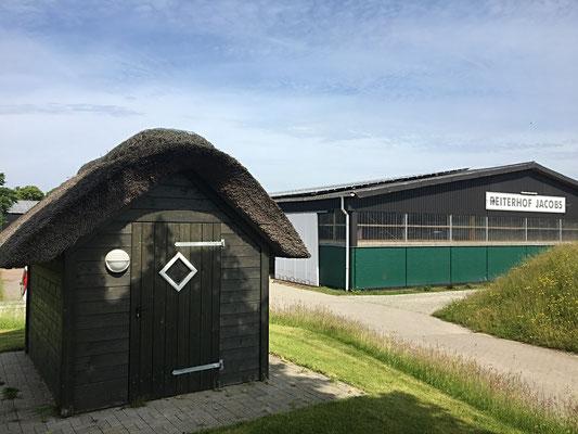 Reiterhof Jacobs Aussenanlage