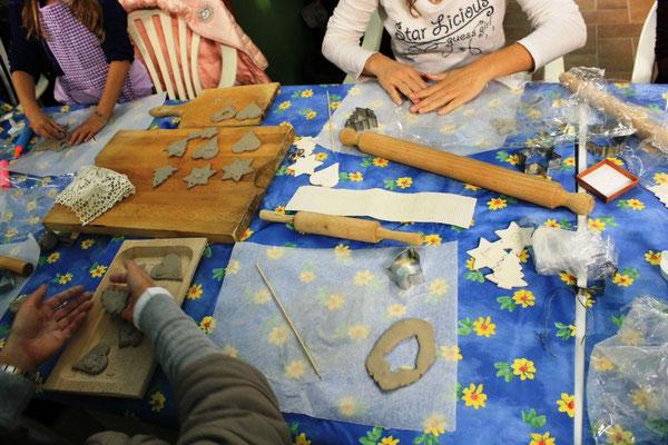 Dicembre: corso di ceramica