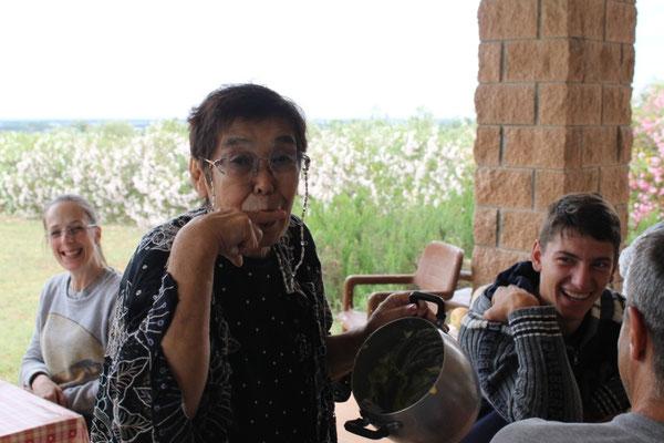 Giugno: Corso Sogobudo con Keiko Wakabayashi Sensei