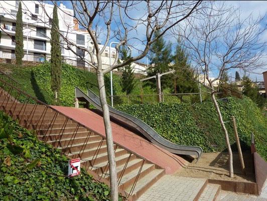 Parc del Centre- El Papiol, Barcelona