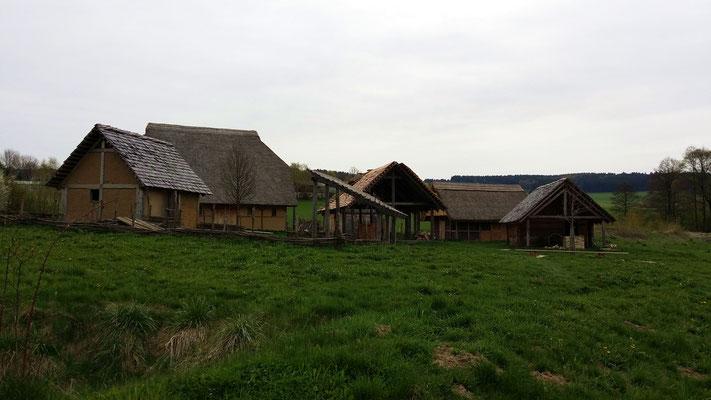 Geschichtsparkbelebung Bärnau, Frühjahr 2016