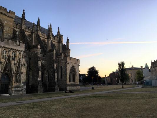 Kathedrale mit Park
