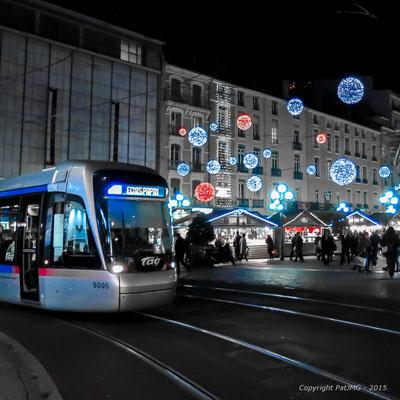 Transports Aglo Grenoble - Marché de noel