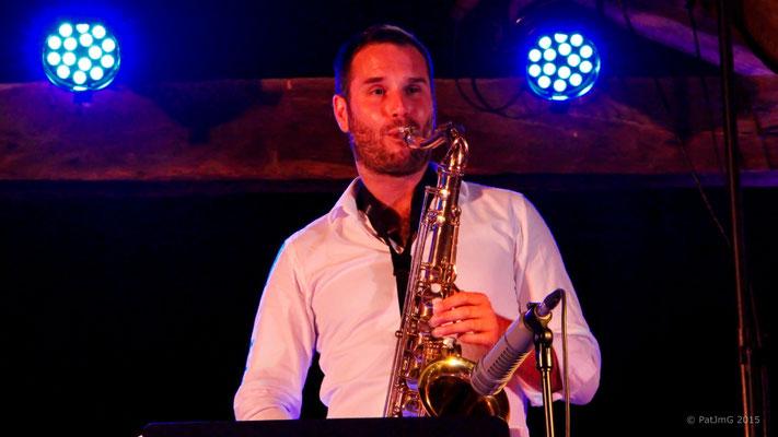 Festival Jazz - Saint Antoine l'Abbaye