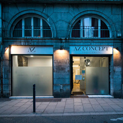 Projet AZ Concept Grenoble
