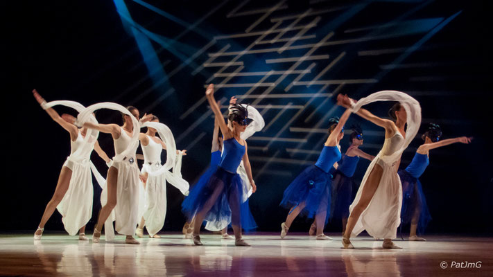 Spectacle de danse - L'heure bleue Saint Martin d'Hères