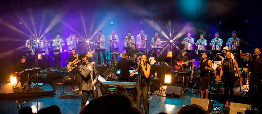 Tribute to Stevie Wonder - Seyssinet