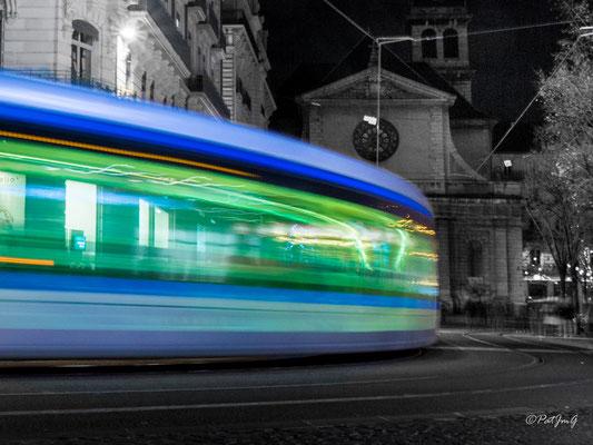 Transports Aglo Grenoble - Centre ville