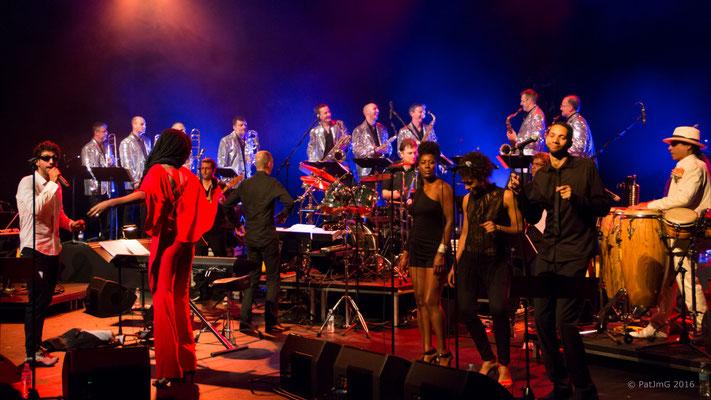 Tribute to Stevie Wonder - Saint Egrève