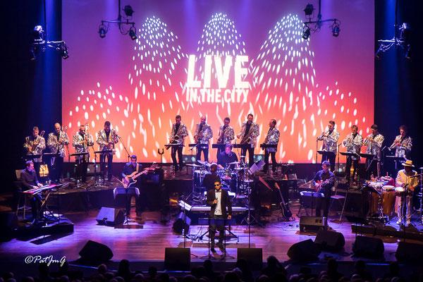 Tribute to Stevie Wonder - Production Usine à Jazz et Pascal Perrier