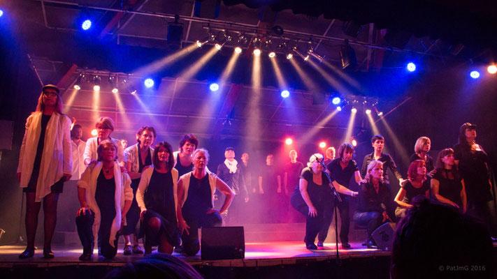 La compagnie vocale Grenoble chante Goldman