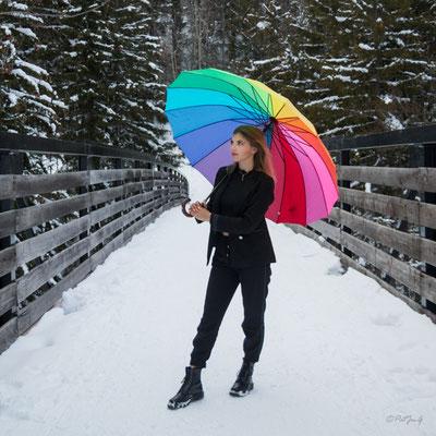 Série parapluie - Chiara modèle