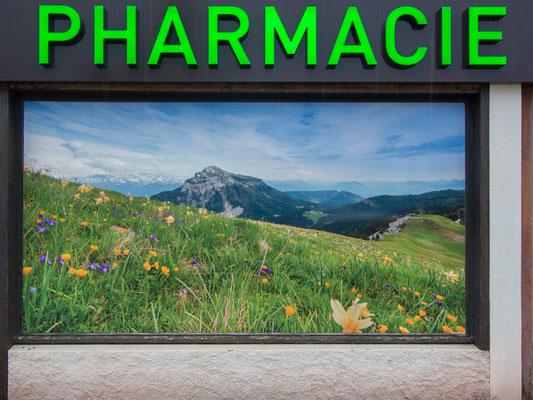 Projet vitrine de pharmacie