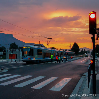 Transports Aglo Grenoble - Fontanil