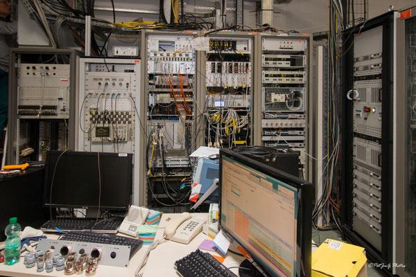Synchrotron Grenoble - Bureau anneau inférieur