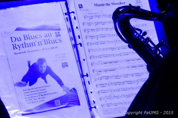 Du blues au Rythme and Blues - Saint Egrève