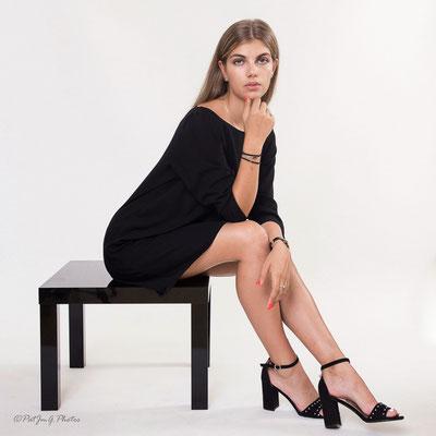 Lifestyle studio Chiara modèle