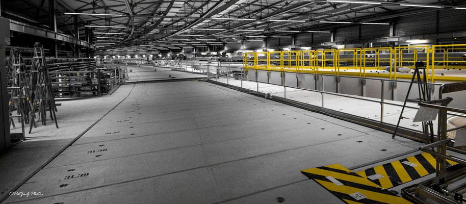 Synchrotron Grenoble - ColorSplash jaune