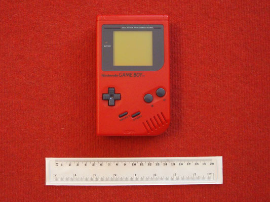 Mi Nintendo Game Boy Play It Loud! Radiant Red