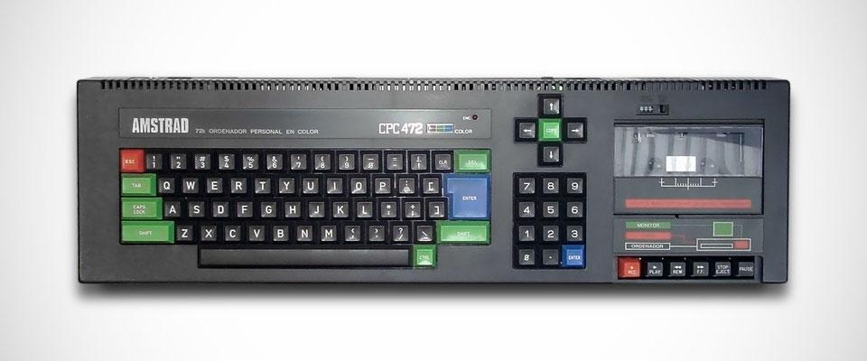 Amstrad CPC 464 (1984)