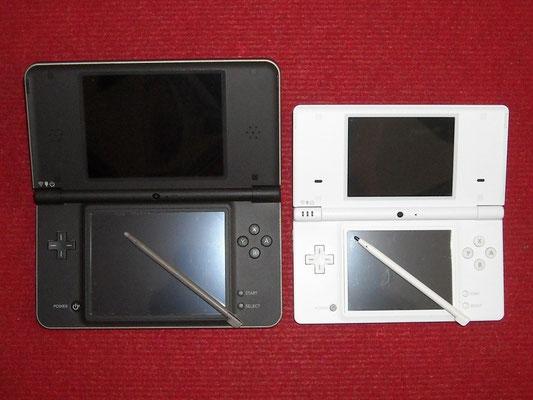 Comparativa entre la DSi XL y la DSi