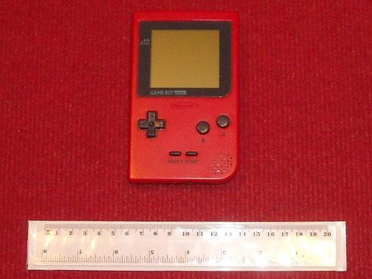 Mi Game Boy Pocket (Cristal Case Edition)