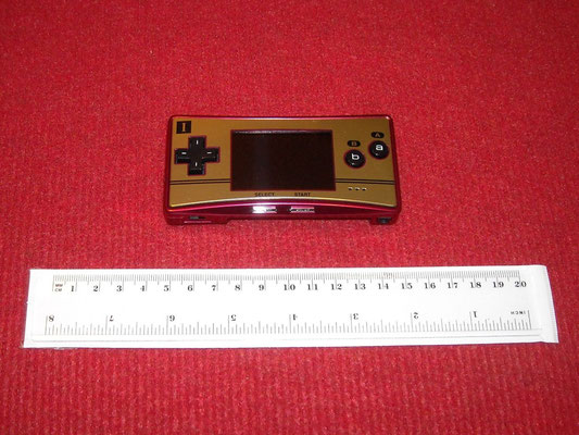 Mi Game Boy Micro (Famicom Edition)