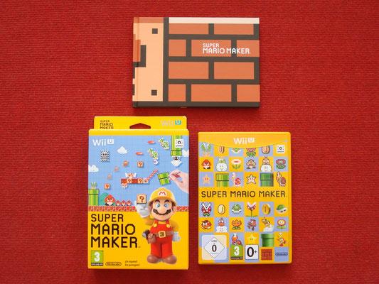 Mi videojuego: Super Mario Maker + Artbook