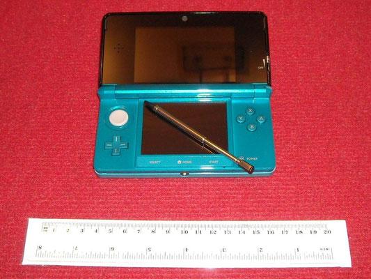 Mi Nintendo 3DS abierta