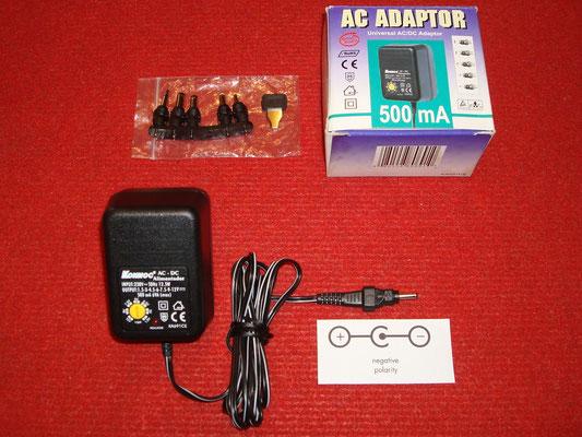 Transformador AC/DC  Konnoc, para las Nintendo Game Boy Play It Loud!