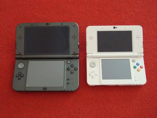 Comparativa entre la New 3DS XL y la New 3DS