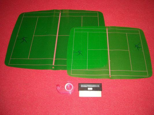 """Material para jugar al """"Tennis"""""""