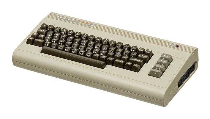 Comodore 64 (1982)