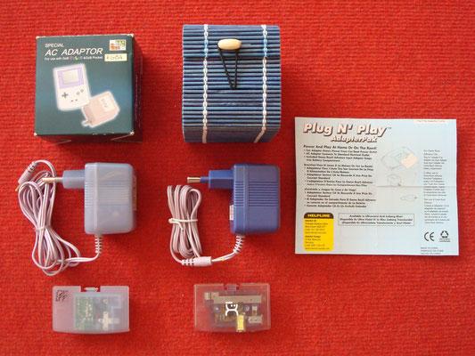 Transformadores AC/DC de 3V T-Trix y Meb Feck