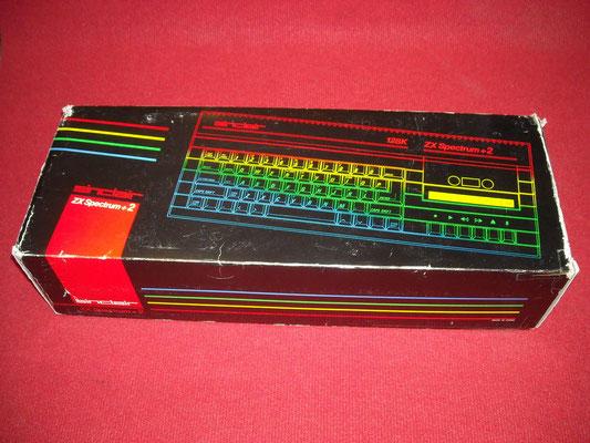 Caja del Amstrad Sinclair ZX Spectrum +2A
