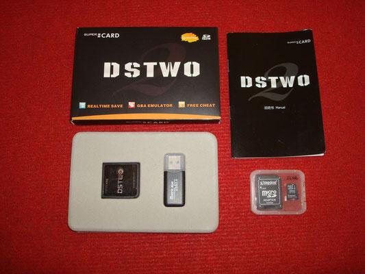 """Mi Super Card DSTWO """"1"""" + Tarjeta MicroSD de 32Gb"""