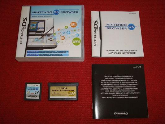 Mi Nintendo DS Browser