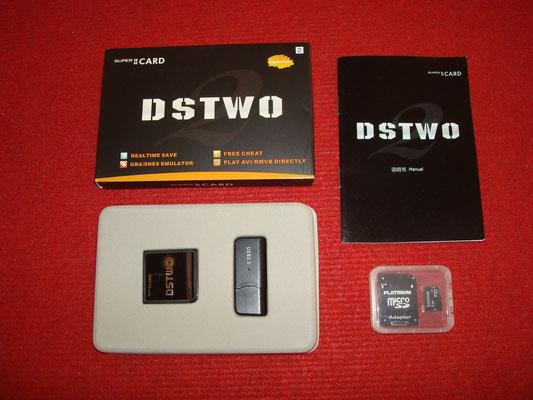 """Mi Super Card DSTWO """"2"""" + Tarjeta MicroSD de 2Gb"""