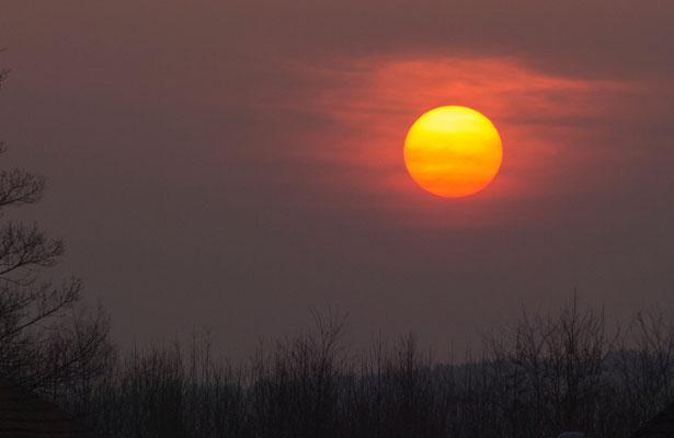Bild-Nr. P3204795 / Sonnenaufgang