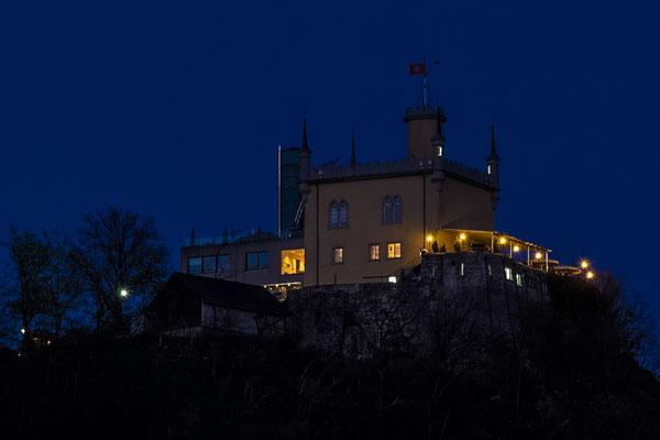 Säli-Schlössli by night