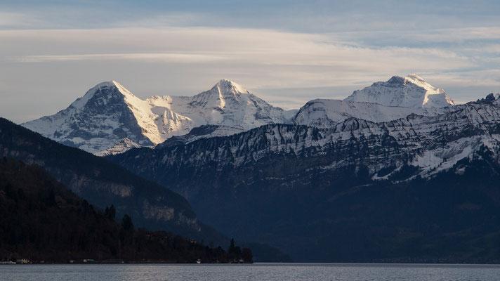 Eiger, Mönch und Jungfrau / Bild-Nr. PC192353